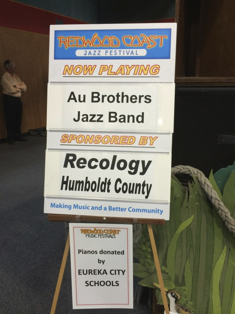 Redwood Coast Jazz Festival