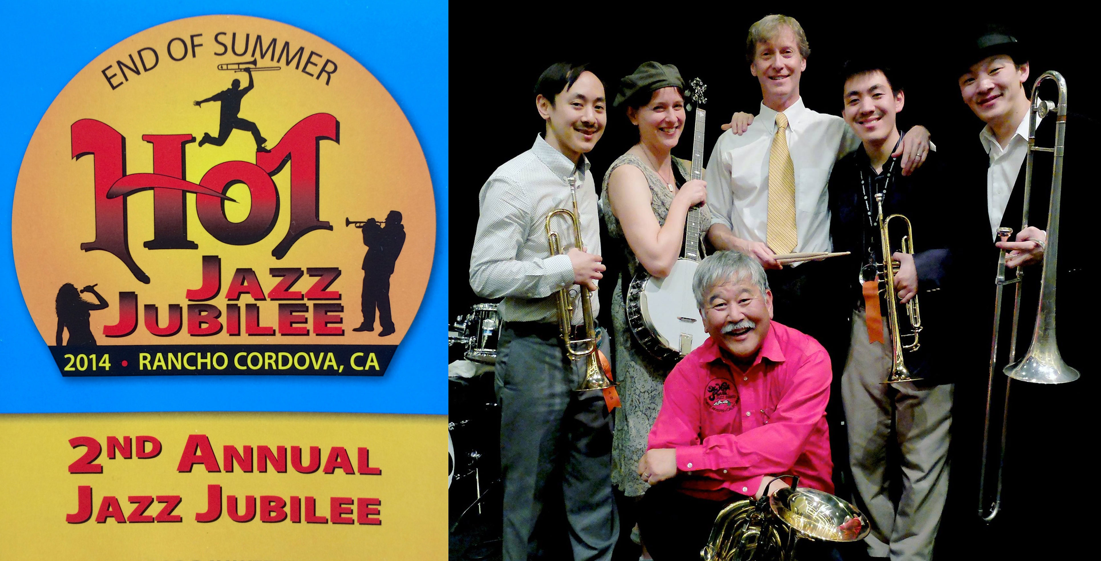 Hot Jazz Jubilee 2014